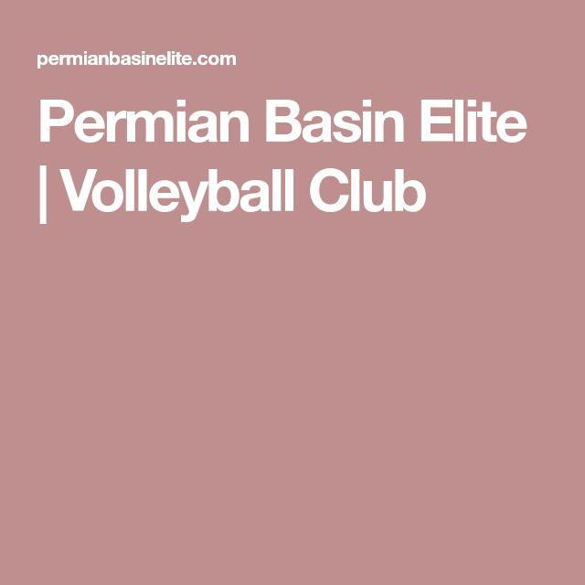 Permian Basin Elite | Volleyball Club