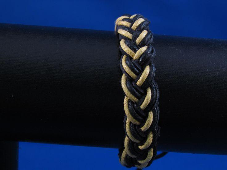 Armband zwart Artikelnummer: 0684 Prijs: € 4,95