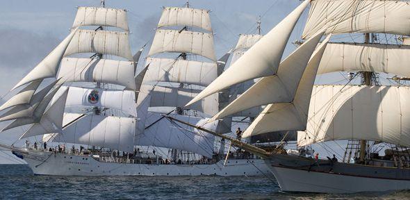 Tall Ships Race 2017 | Visit Turku