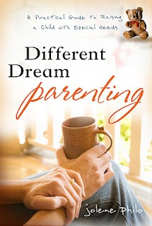 Different Dream for My Child  http://www.differentdream.com/ DifferentDream.com is a gathering place for parents of special needs children. Dads and moms in the hospital with seriously or terminally ill kids feel isolated. So do parents whose children live with mental disabilities or chronic illnesses.