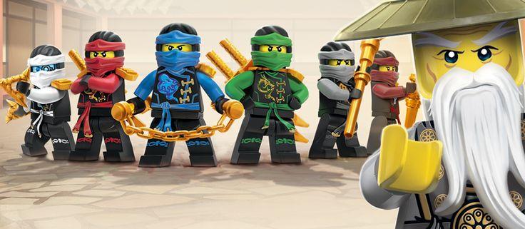 WU-CRU - Ninjago LEGO.com