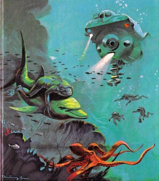 Vintage Sci Fi Art Added A New Photo: 31 Best Art/Retro Futurism Images On Pinterest