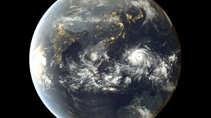 #Typhoon #HaiYan, by EuMetSat