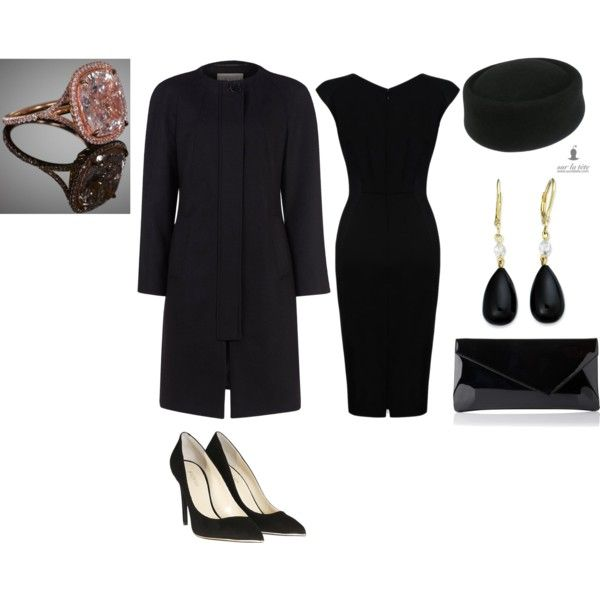 17 Best ideas about Appropriate Funeral Attire on Pinterest | Funeral attire Black funeral ...