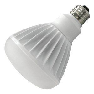 TCP LED11E26BR3027K 2700K 11-Watt Dimmable BR30 Flood LED Lamp by North. $35.17. The TCP LED11E26BR3027K is a dimmable 11 Watt BR30 Flood LED that produces a powerful 650 lumens. The kelvin rating for this lamp is a natural 2700K color temperature and the CRI rating for this LED lamp is 85. UL approved and ENERGY STAR rated, the TCP LED11E26BR3027K offers a very durable, solid state lighting technology that significantly reduces lighting service and maintenance ...