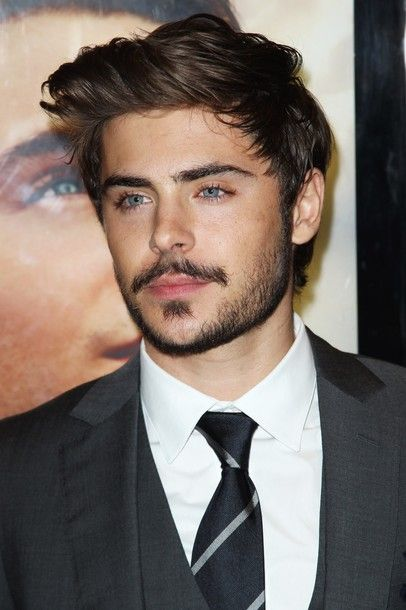 Zac Efron (surprisingly looking all grown up ^^)