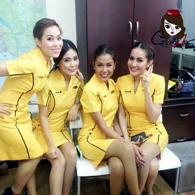 Thai air hostess cheating with farang