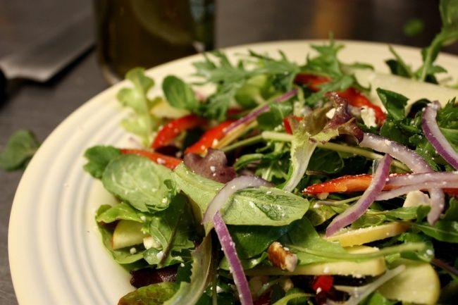 Рецепты легких салатов, без майонеза. Обсуждение на LiveInternet - Российский Сервис Онлайн-Дневников