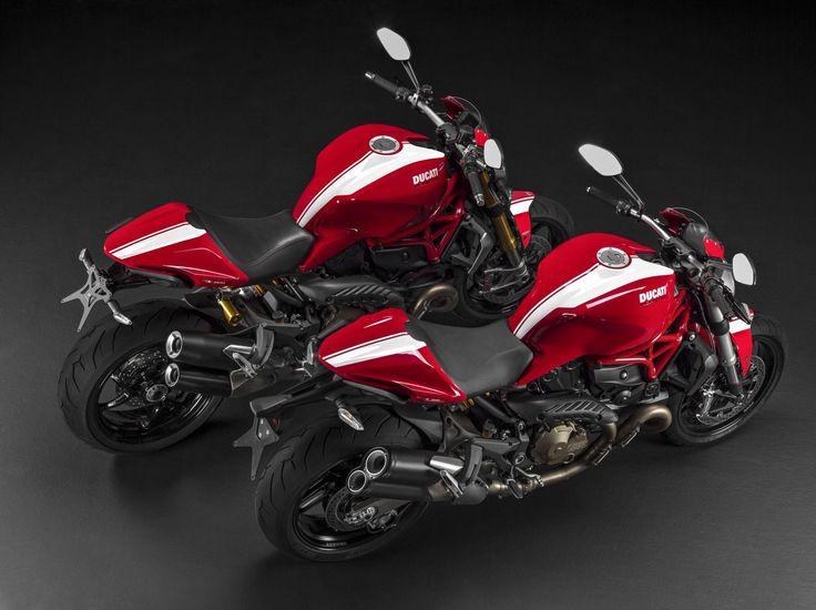 Ducati Monster 821 Stripe - http://issuu.com/deddy5/docs/ducati_mon1491465836.pdf