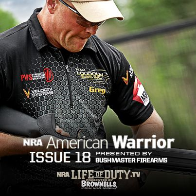 NRA American Warrior: Number 18
