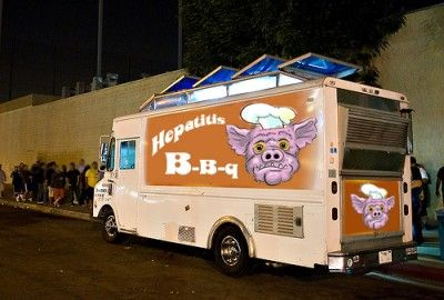 Clever Food Truck Slogans