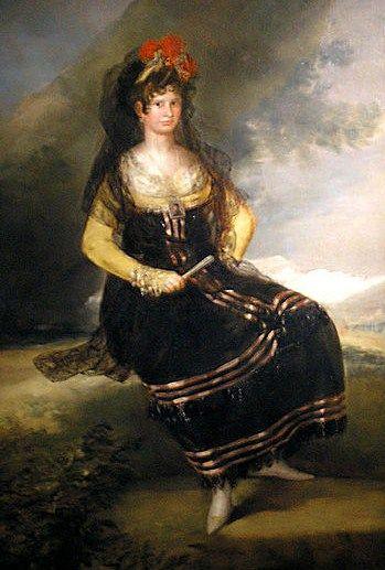 Francisco José de Goya y Lucientes (Spanish painter, 1746–1828) The Parasol. 1777