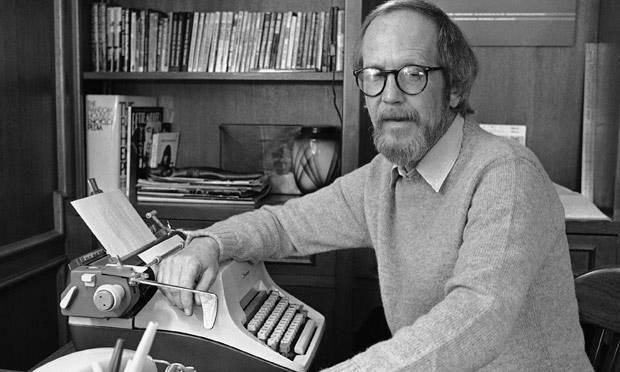 Elmore Leonard in 1983