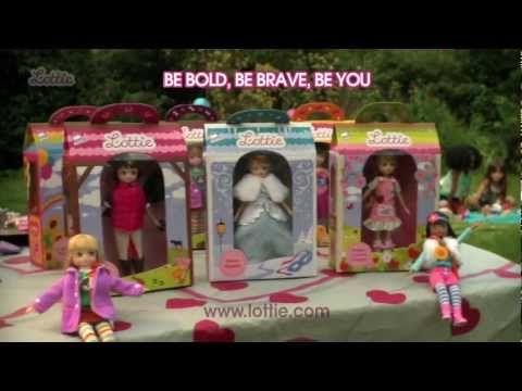 ▶ LOTTIE dolls video arklu - YouTube