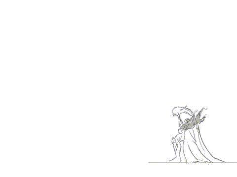 恶魔城暗夜之王2  动作设计