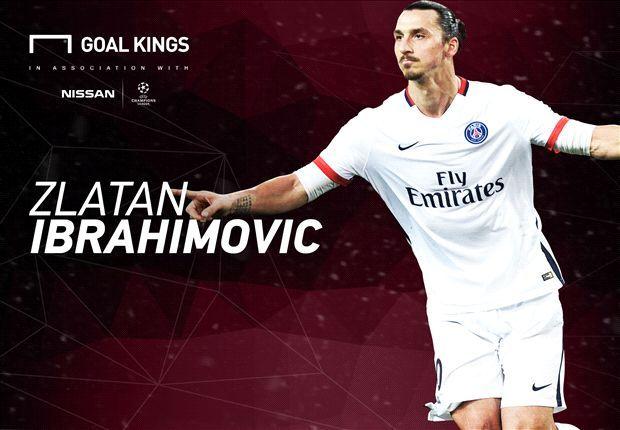UCL Goal Kings: Zlatan Ibrahimovic