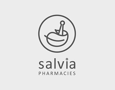 Salvia Pharmacies is a pharmacies' chain. The company is based on the idea that each store has its own in–house laboratory, specialising in homeopathic products and natural cosmetics.The goal of my design was to develop an identity concept emphasising on…