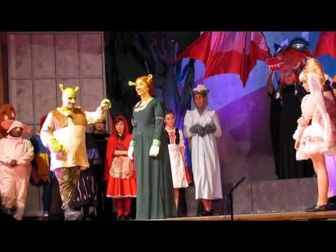 Riverdale Children's Theatre Shrek Jr. 06/09/13 at RKA Riverdale, NY - YouTube