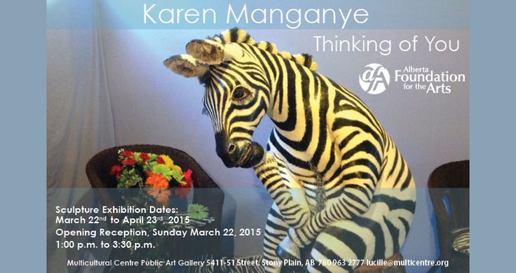 The Zen Thinker  Karen Manganye Sculpture and Stories March 20 to April 22, 2015 Artists Reception Sunday March 22, 2015 - 1:00 pm to 3:30 pm
