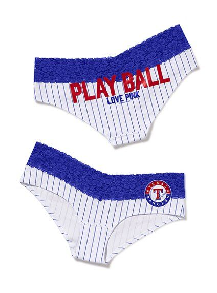 Victoria's Secret Texas Rangers panties...just bought these! SO cute!