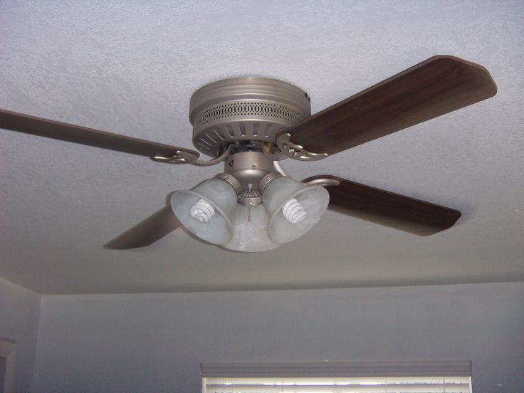 Give your ceiling fans a makeover for cheap.  It is so easy!