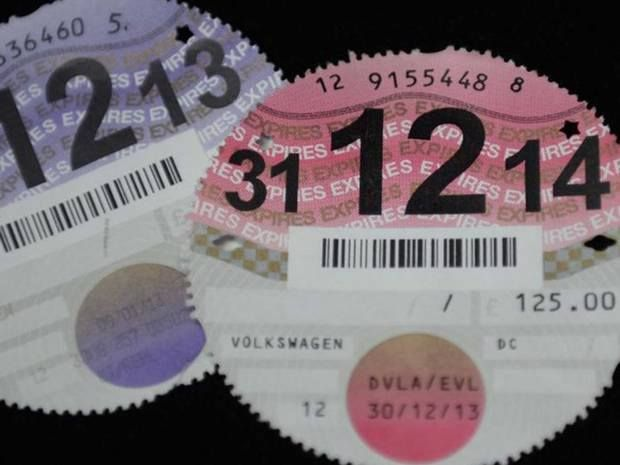 Car Tax Disc changes: DVLA website crashes in rush to renew tax online - http://ind.pn/1v494S2
