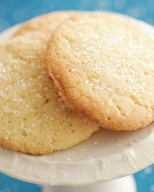 Low FODMAP Recipe and Gluten Free Recipe - Vanilla Cookies http://www.ibssano.com/vanilla_cookies.html