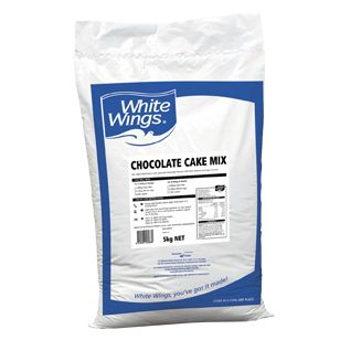 Want to enjoy delicious chocolate cake? Now you do not need to buy it from outside just cook it by yourself in a few minits. Take White Wing's chocolate cake mix and follow simple preparation instructions and enjoy this delicious chocolate cake anytime.