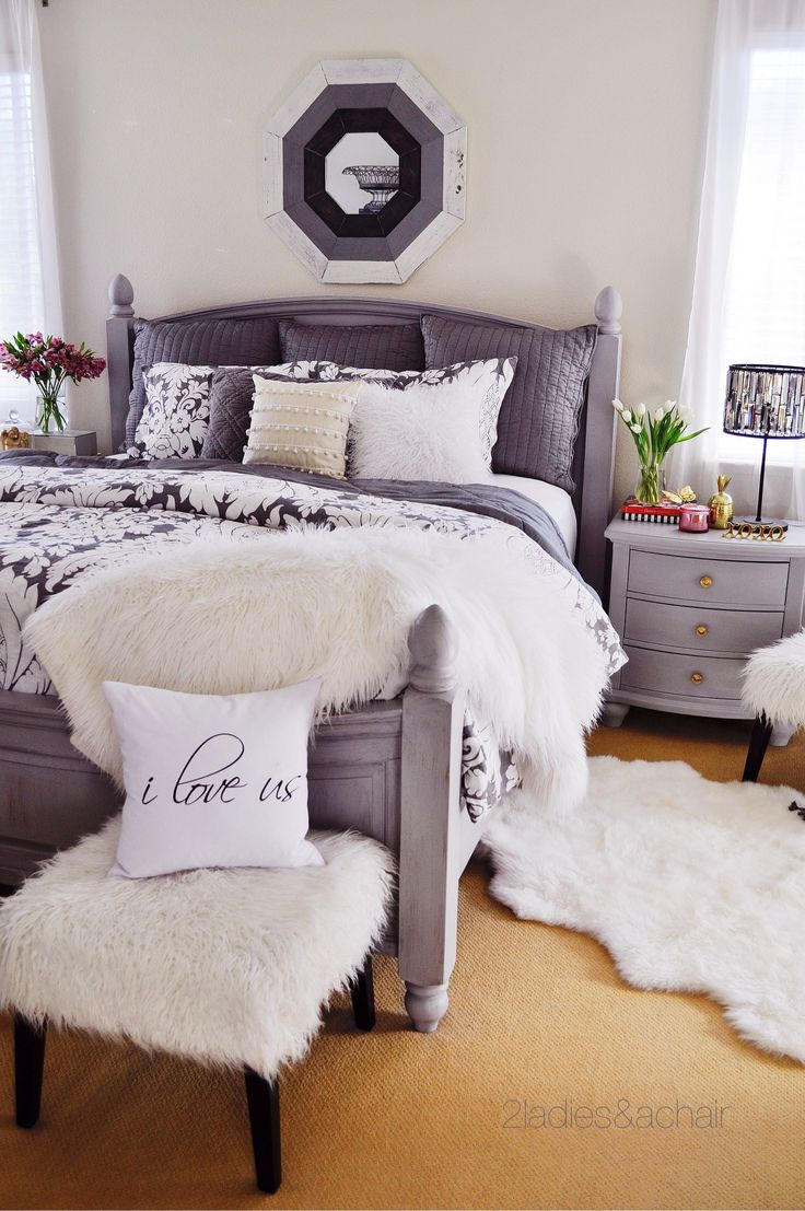 1000 Ideas About Grey Bedrooms On Pinterest Gray Bedroom