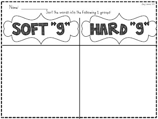Worksheet Hard And Soft G Worksheets 1000 images about soft c and g on pinterest a love phonics hard worksheets