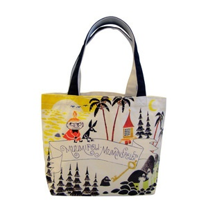 New Moomin Tote Bag Cotton 100 from Japan | eBay