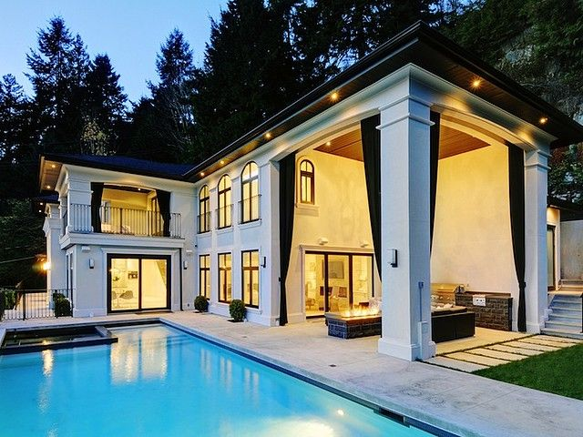 Stunning Vancouver Luxury Homes.
