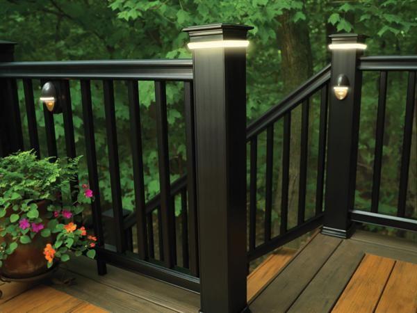 Image detail for -Deck Railing Designs For Your Deck   Patio Deck Designs Idea