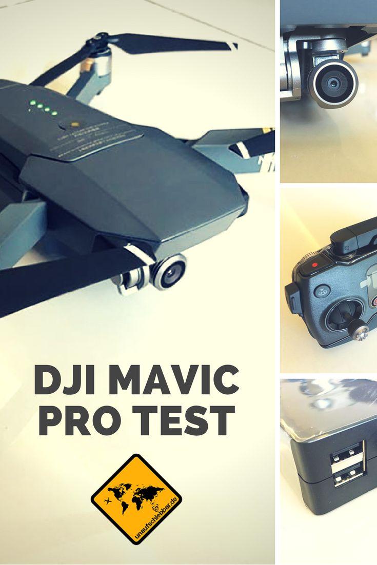 DJI Mavic Pro Test (9,1/10) Lohnt sich die ca. 1100 € teure Reisedrohne? Im DJI Mavic Pro Test ✓ erfährst du alles zur Reisedrohne (Reichweite, Gewicht etc.) ✓ + Zubehör (Akku, Tasche etc.) ✓ & ob du sie kaufen ✓ solltest.  #Reisedrohne #dji #mavic #pro #djimavic #test #testbericht #testberichte #drohne #drohnen