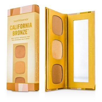 This bronzer contains three gorgeous shades for all skin tones  Adds a touch of warmth or medium to deep tan to the face  Provides a sun-kissed look around the year  Silky smooth texture & blends on skin effortlessly  Wear one shade alone for a daily, healthy glow  Or combined different shades for multidimensional effect  #fosn