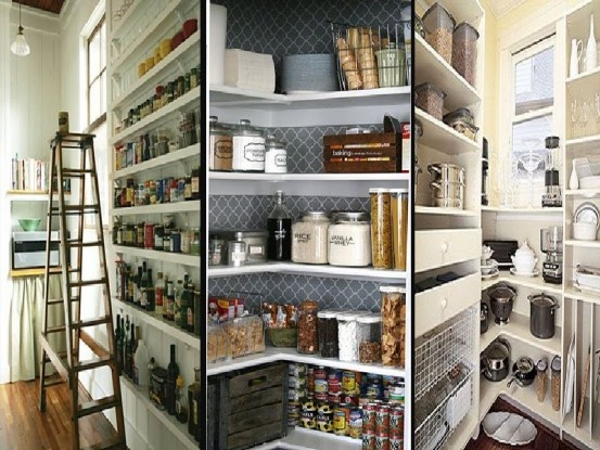 53 cool kitchen pantry design ideas home trends design for Cool kitchen designs