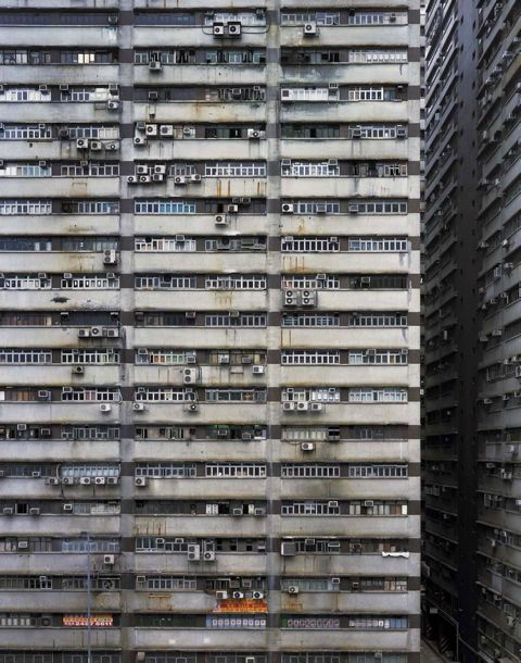 Architecture Series by Michael Wolf