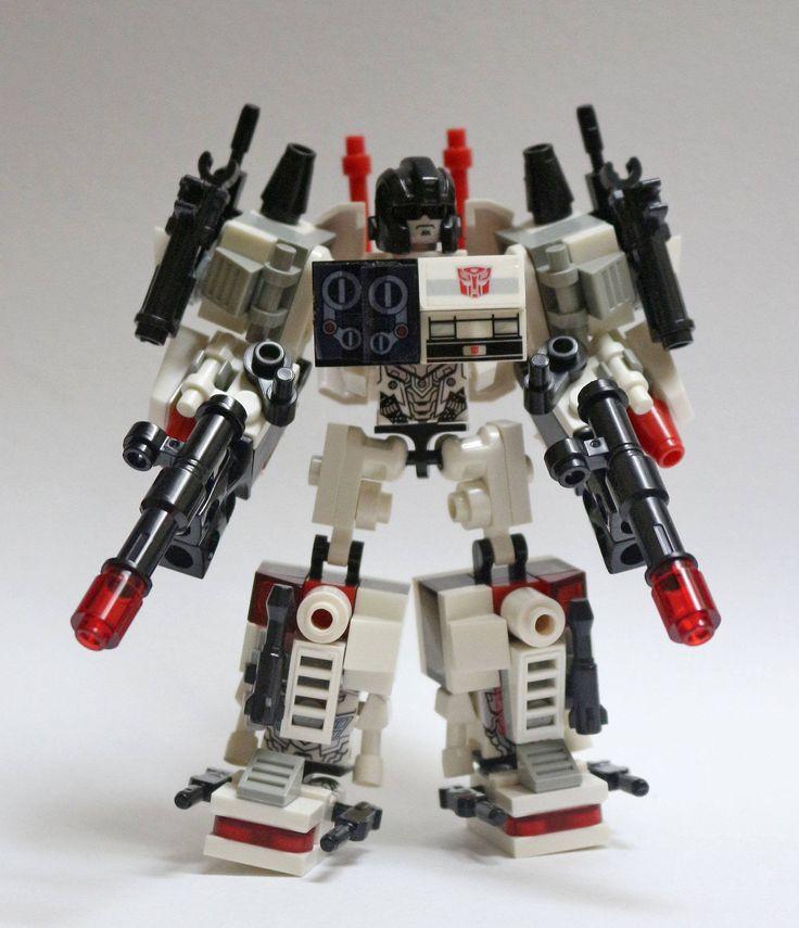 Lego Transformers Toys : Best lego kre o images on pinterest ideas