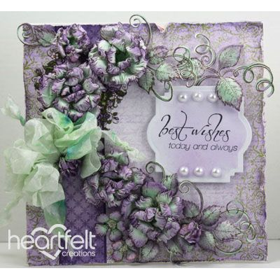 Gallery | Lavender And Sage Roses - Heartfelt Creations                                                                                                                                                     More