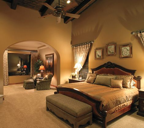 Best Master Bedroom Spacious With 2 Walk In Closets Sitting 640 x 480