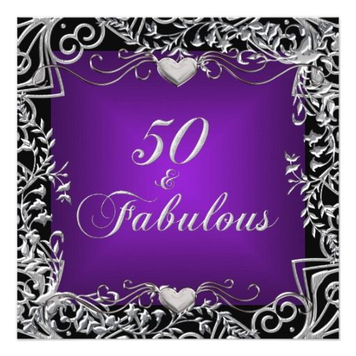 purple and silver fashion themed 30th birthday party the