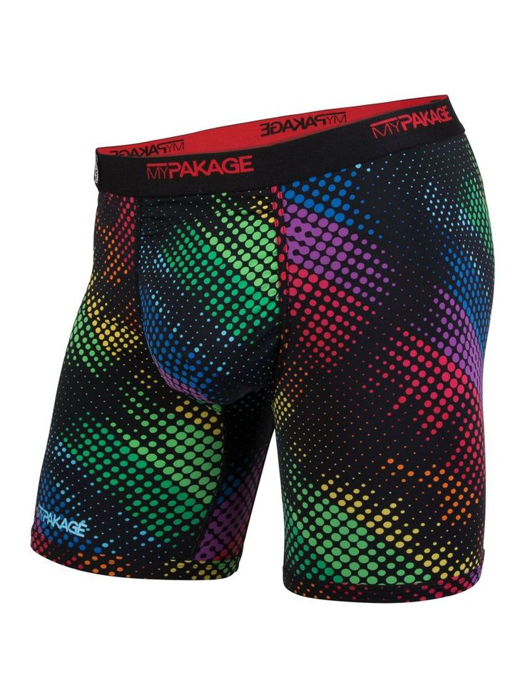 Anything that helps you stay cool and dry during the summer time heat is a must have. Add these MyPakage Premium Icefil boxers to your list. With Icefil technology and their signature keyhole technology, these briefs are guaranteed to help you feel up to 5 degrees cooler throughout the those relentless heat waves.