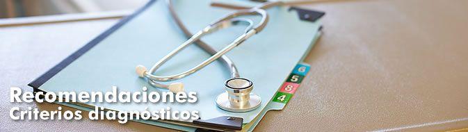Criterios Diagnosticos y de Clasificación de las Enfermedades Reumáticas