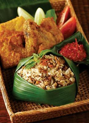 Nasi Tutug Oncom, Sundanese cuisine