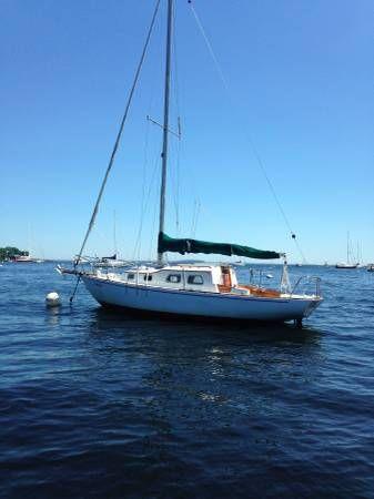 Bristol 27'Sailboat (Camden, ME) | Boating Daydreams ...