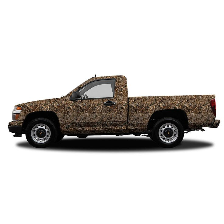Realtree Camo Compact Truck/SUV Size Vehicle Wrap Max-5
