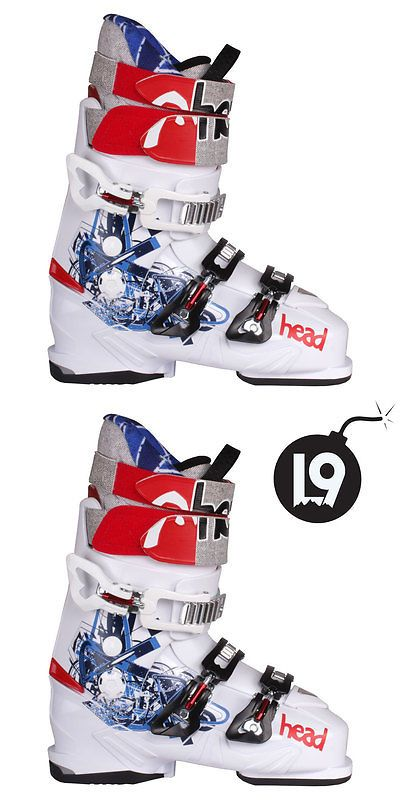 Men 16061: Head The Show 1 Hf Ski Boots -> BUY IT NOW ONLY: $165.99 on eBay!