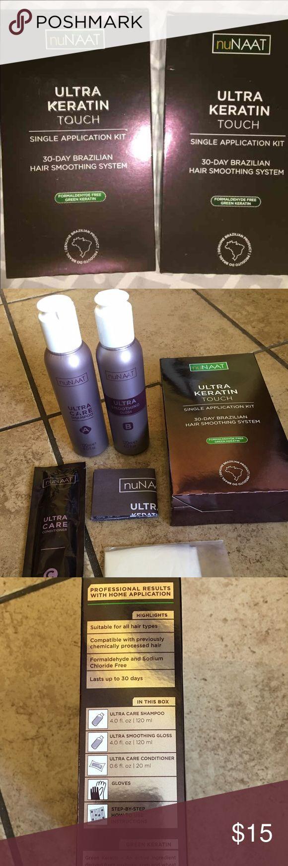 🌸2 keratin hair treatment kits 30 days Ships today bundle too Other
