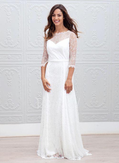 11 best Brautkleid images on Pinterest | Hochzeitskleider ...