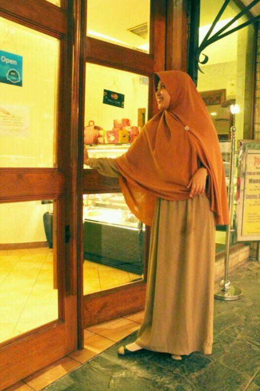 True Hijab | Syar'i | @RATUBILQIS_